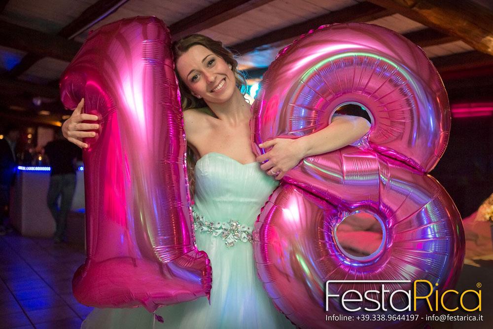 abbastanza Festa 18 Anni | 1000 idee e locali per festeggiare compleanno Roma GQ72