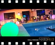 location piscina feste 18 anni locale hollywood