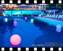 piscina per feste Roma